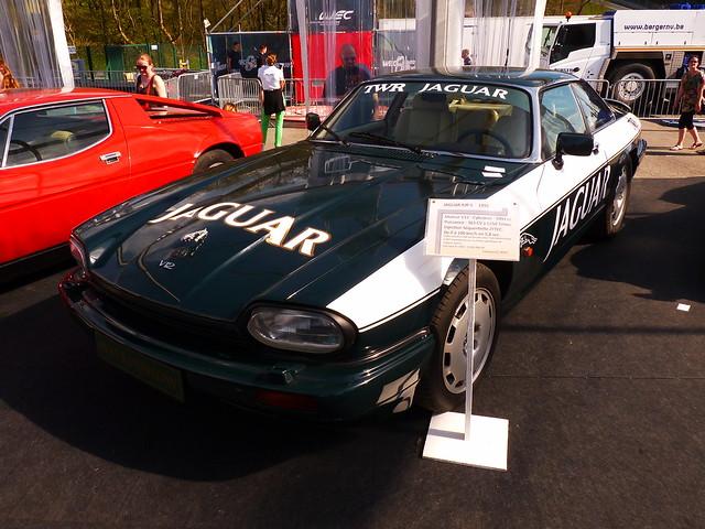 Jaguar XJR-S 1992, Panasonic DMC-FZ38