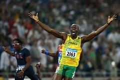 Českými kiny prolétl Usain Bolt, moc toho o sobě ale neřekl