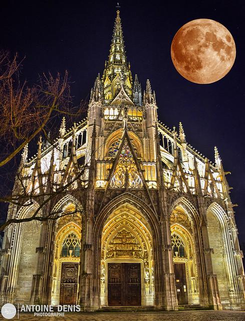 Rouen, Eglise Saint-Maclou