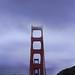 Golden Gate Bridge by Rebeccajabrown