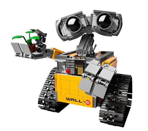 LEGO Ideas WALL•E (21303)