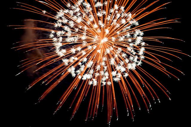 Art of Japanese Fireworks