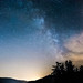 Milky Way over Schwarzenberg by Guido de Kleijn