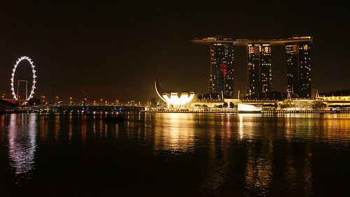 urban reflection skyline architecture modern skyscraper landscape cityscape sony metropolis financial marinabaysands nex5n singaporecentralbusinessdistrict夜景日出早晨金沙飯店賭場artsciencemuseum科學美術館新加坡倒影寧靜