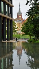 Reflections of St. Pancras