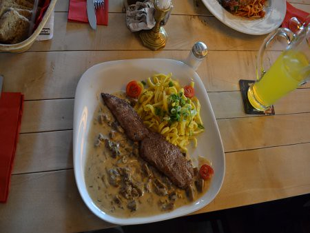 Schnitzelei 2 Resturante bune in Berlin