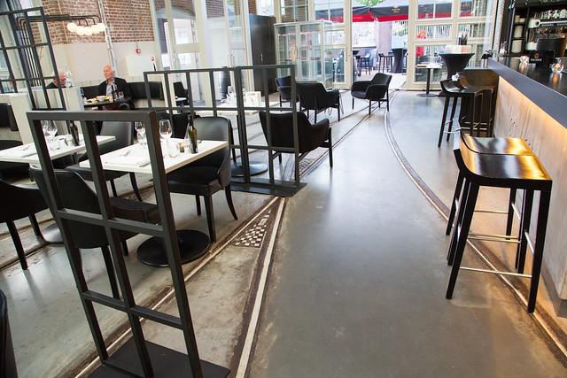 MeatWest De Hallen Amsterdam Netherlands