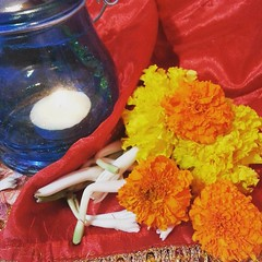 Janmashtami preparation!! #janmashtami #altenewflower #happytime #ospicious #specialoccasion #blessed #feelingblessed #jsk