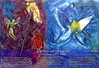 Q Combination 4: Marc Chagall's Jacob's Dream & John Donne's Hymn to the Father