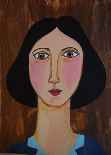 18 - Modigliani - Laura