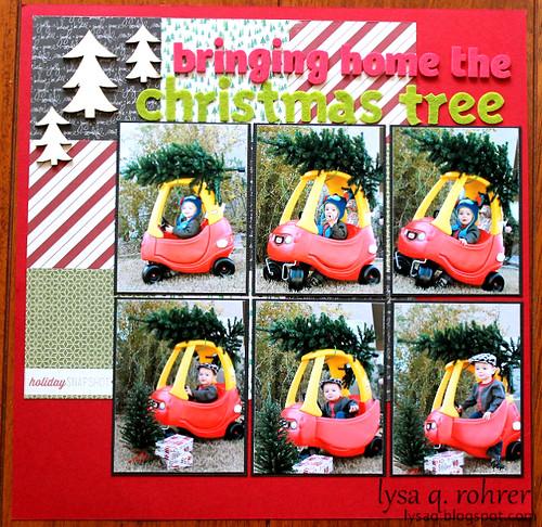 Christmas tree sb2013