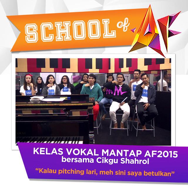School Of AF_Cikgu Shahrol