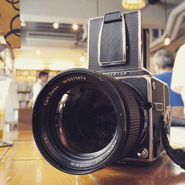 Hasselblad F 110mm f2 人像風味