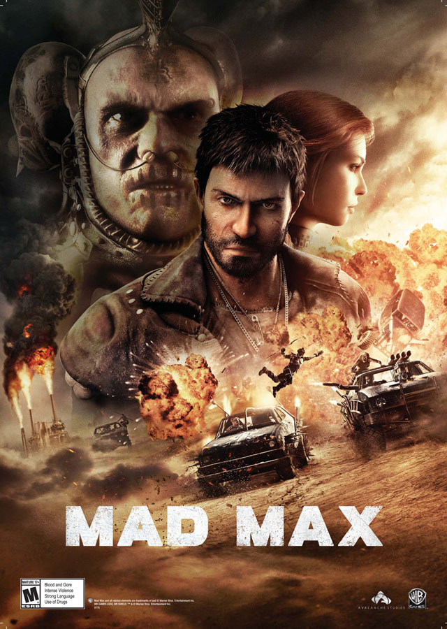 how to get the big chief v8 mad max