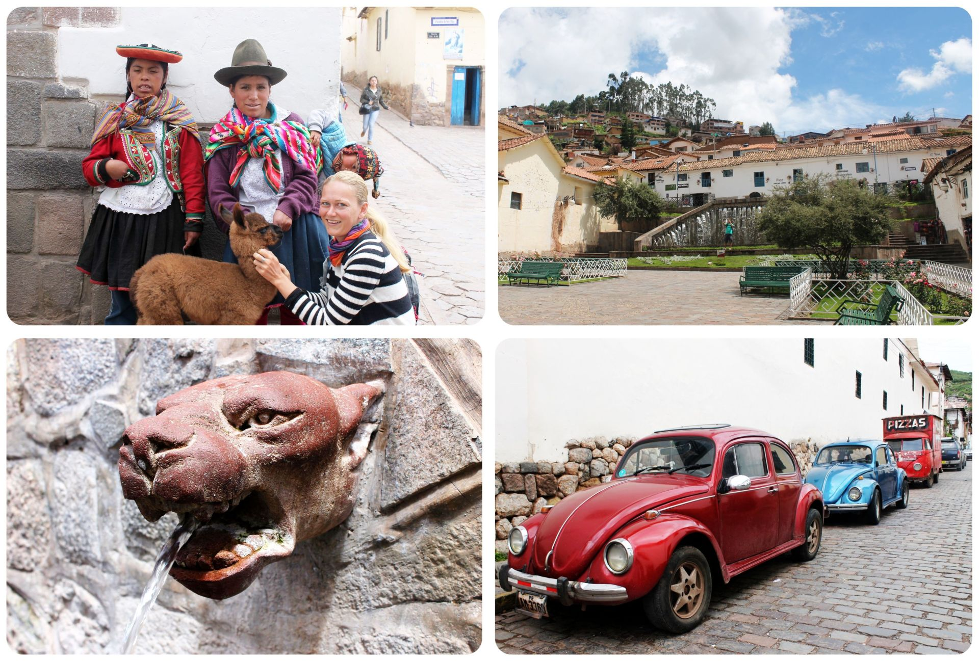 visit Cuzco