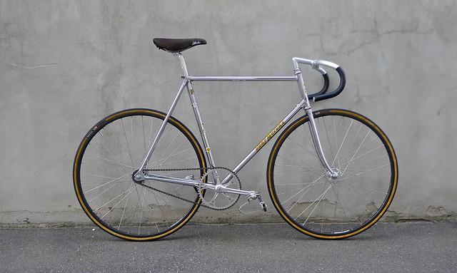 Merckx Chrome Pista