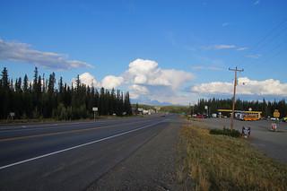 160 Mount Drum vanuit Glenallen