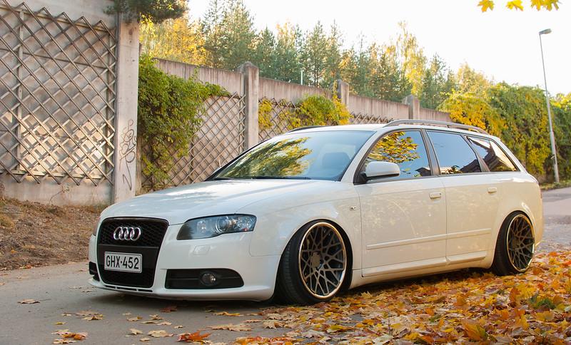 Zoml: Audi A4 B7 Avant //Mätäs Crew 21412150934_5e88fcd879_c