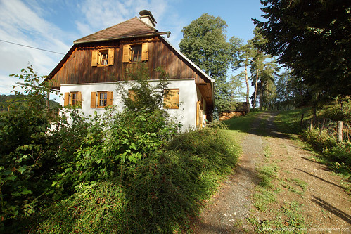 Almhütte Kreinzhuabn in Kärnten