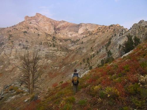landscape backpacking ann