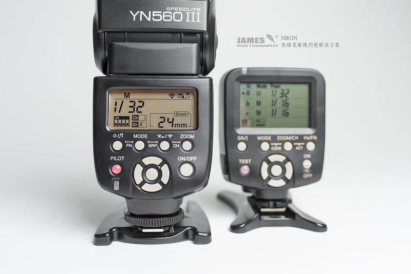 YongNuo YN560III, YN560-TX