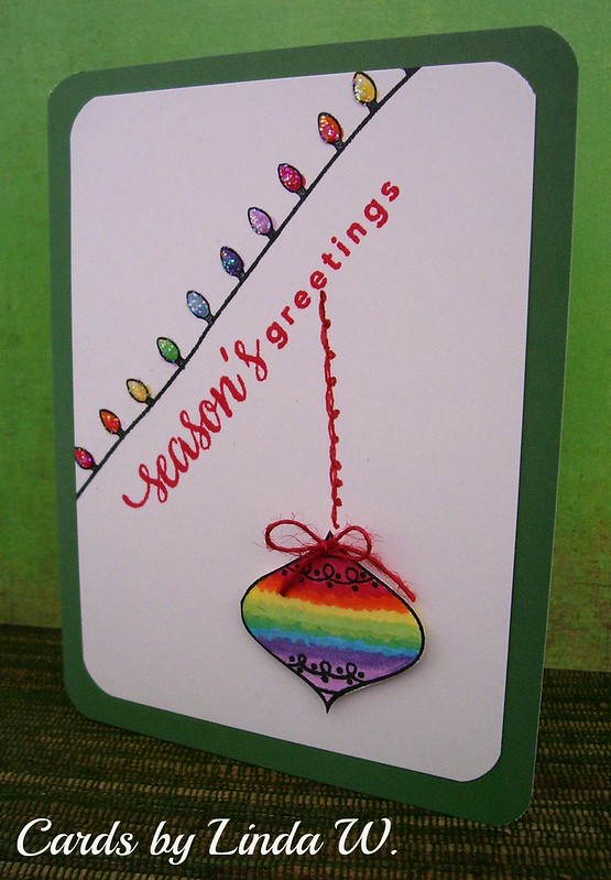 Rainbow Seasons greetings