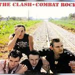 "THE CLASH COMBAT ROCK 12"" LP VINYL"