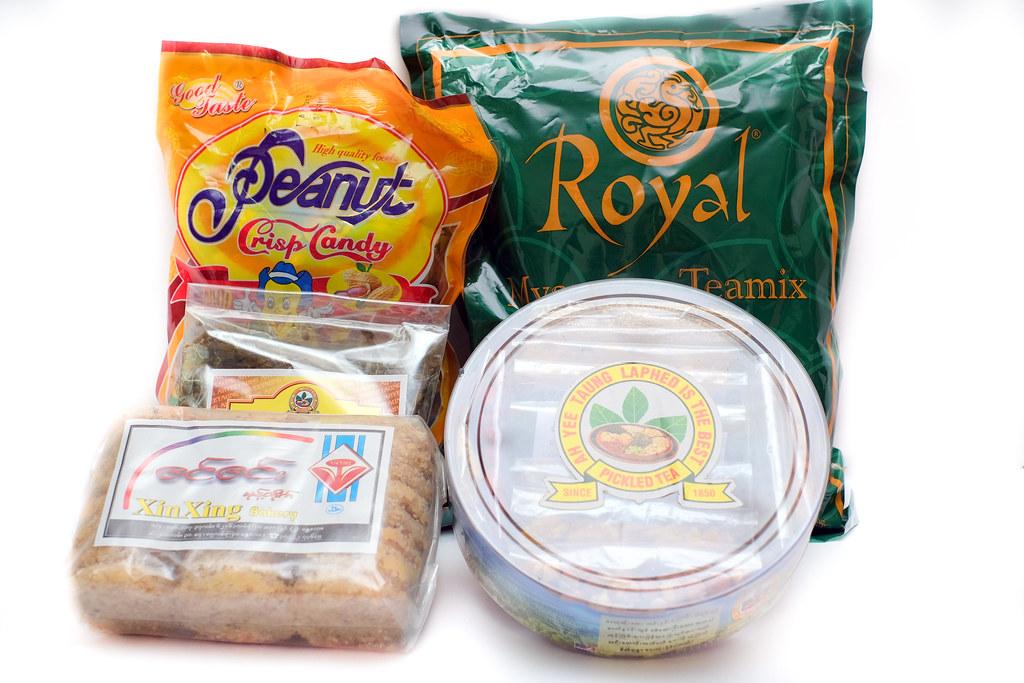 Mandalay Street Food: Giveaway
