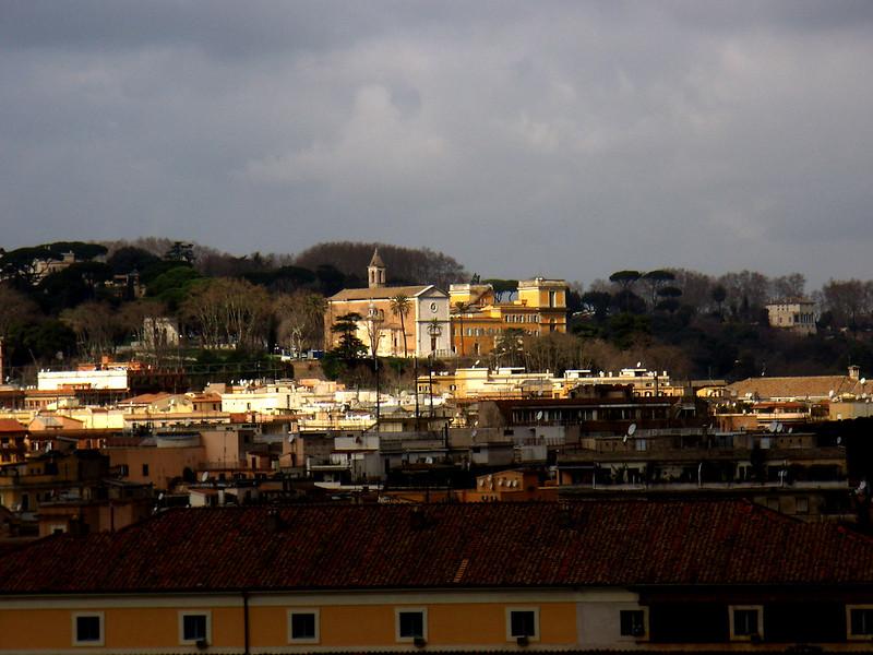 Real Academia de España en Roma / Accademia di Spagna Roma