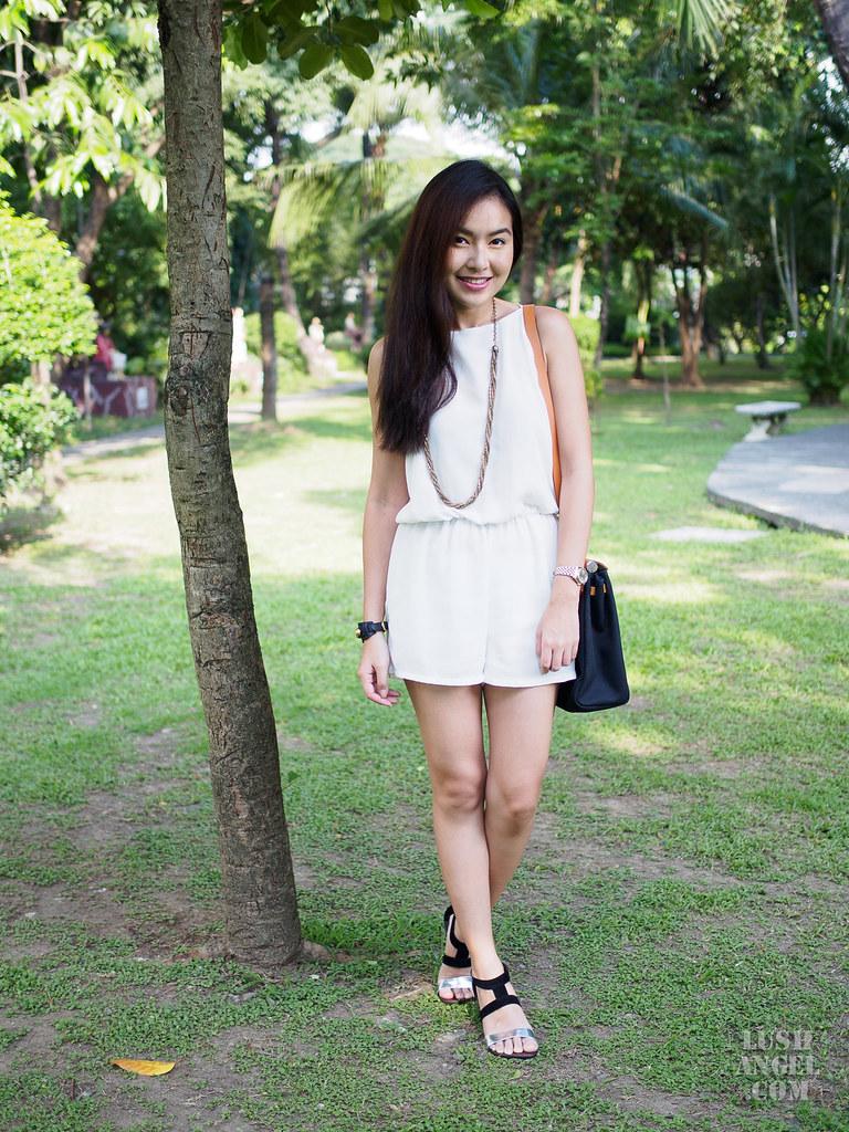 white-romper-fashion