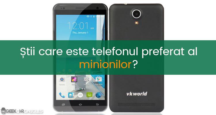 minion phone