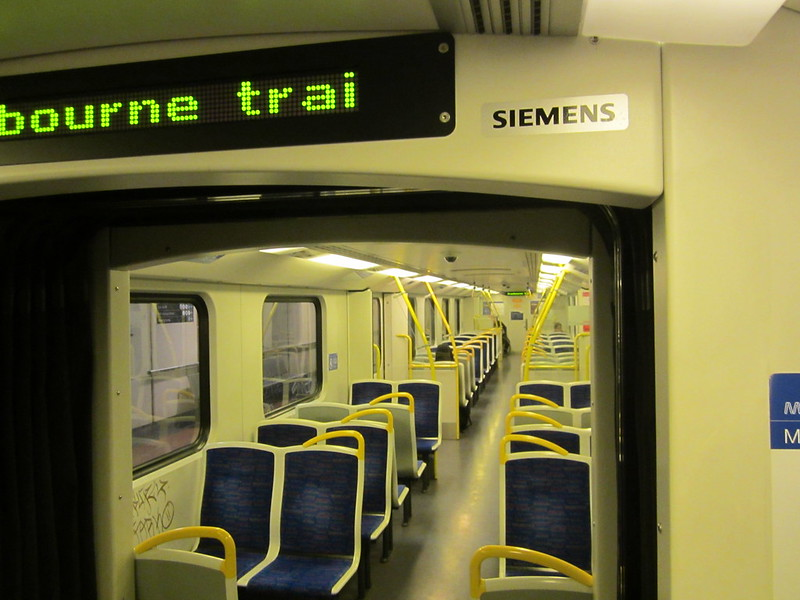 Siemens train