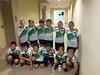 Bajnokok Ligája Futsal mérkőzésen jártunk!