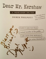 Dear Mr. Kershaw: A Pensioner Writes