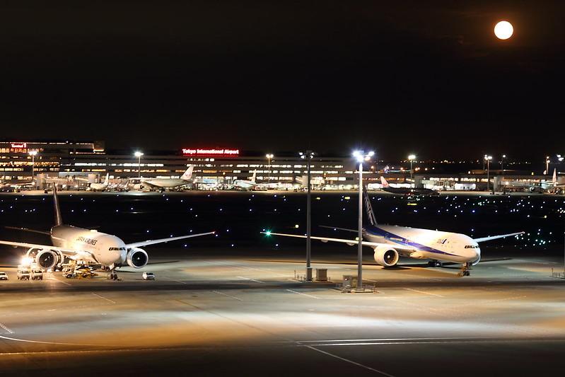 Tokyo Internatianai Airport / HND