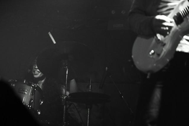 熊のジョン live at Outbreak, Tokyo, 14 Oct 2015. 444