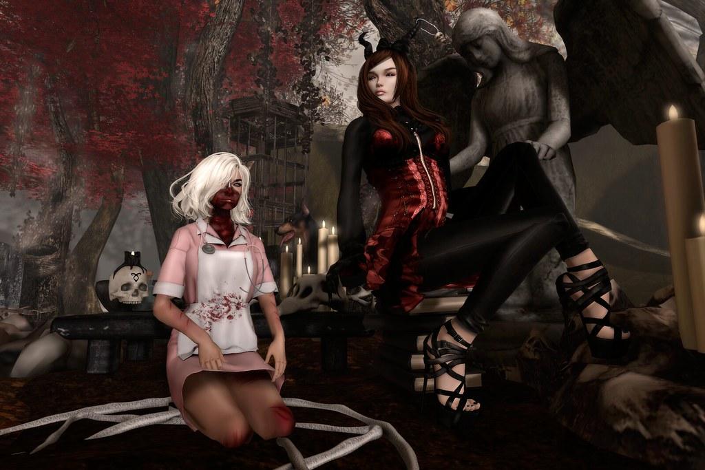 Nit de bruixes i dimonis