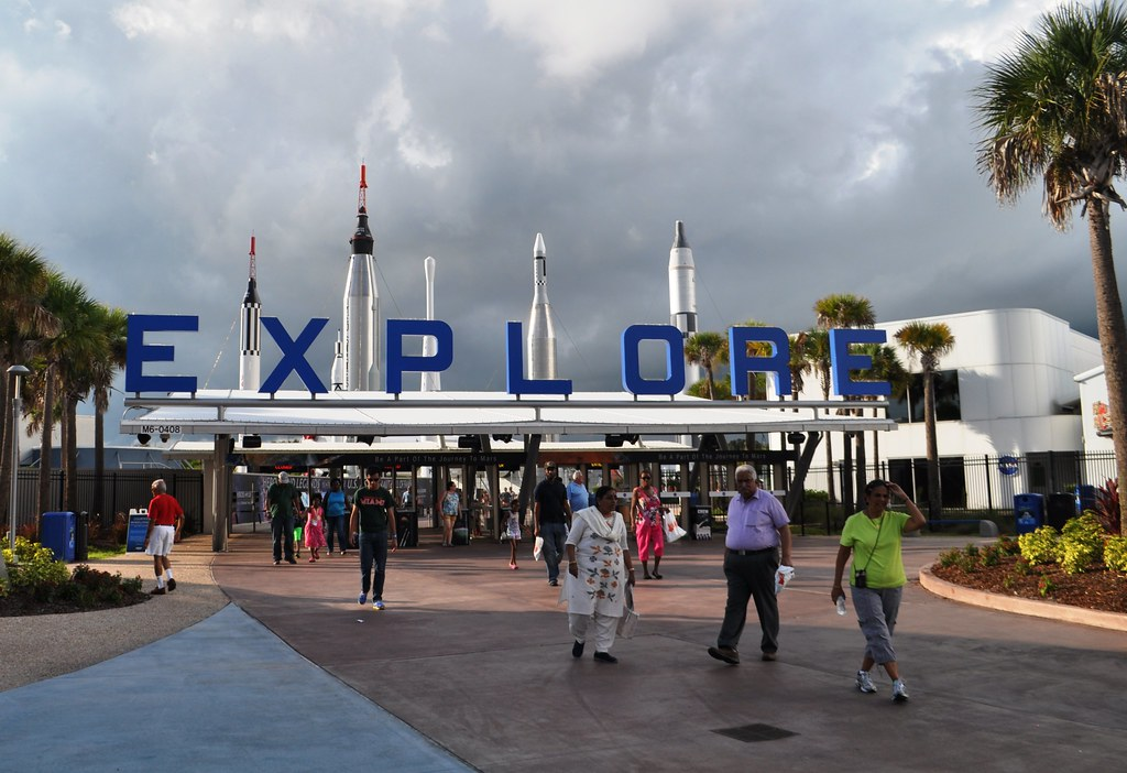 The Kennedy Space Center Visitor Complex Allows Everyone the Opportunity to Explore