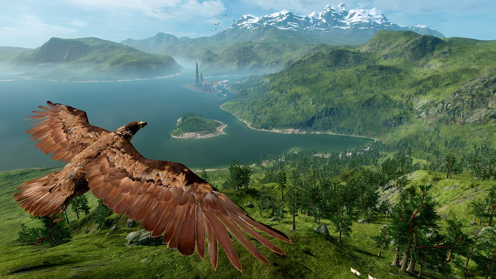 Image of: World Wild Wild Playstationblog Wild On Ps4 Is An Openworld Game With Startling Possibility