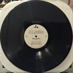 AK SKILLS:CHECK THE FLAVA(RECORD SIDE-A)