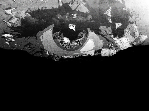 blackandwhite abstract west eye art texture landscape noir surrealism lofi surreal overlay textures overexposed minimalism textured iphone 2015 westernlandscape