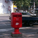 Post Box of the Sindang Street, Seoul
