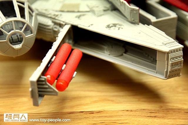 孩之寶《星際大戰:原力覺醒》3.75吋 千年鷹號/X翼戰機/鈦戰機 開箱報告