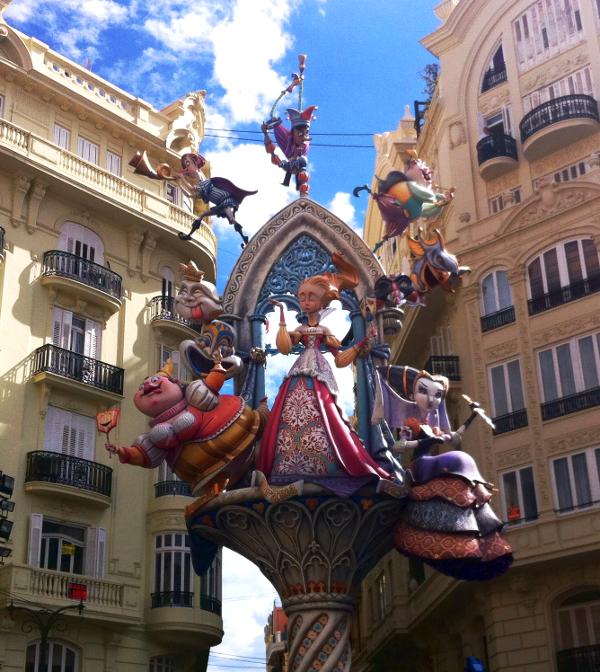 Fallas Fiesta Valencia9