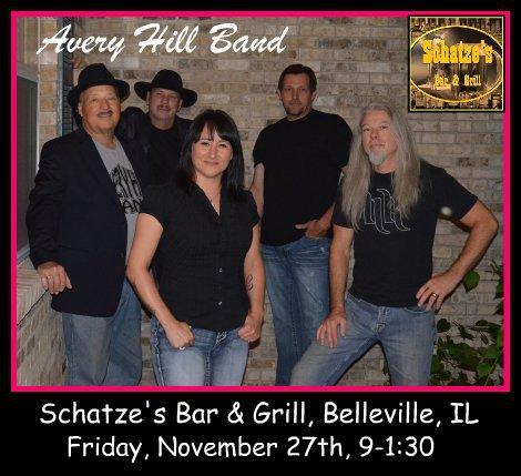 Avery Hill Band 11-27-15