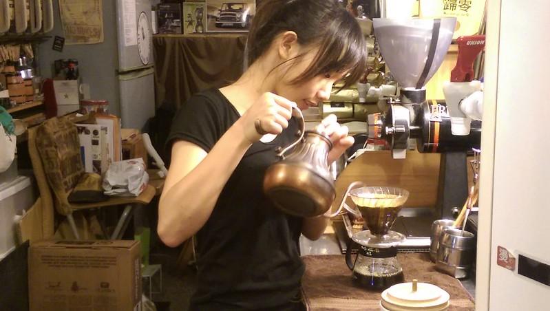 台北豆咖啡-17度C隨拍 (13)