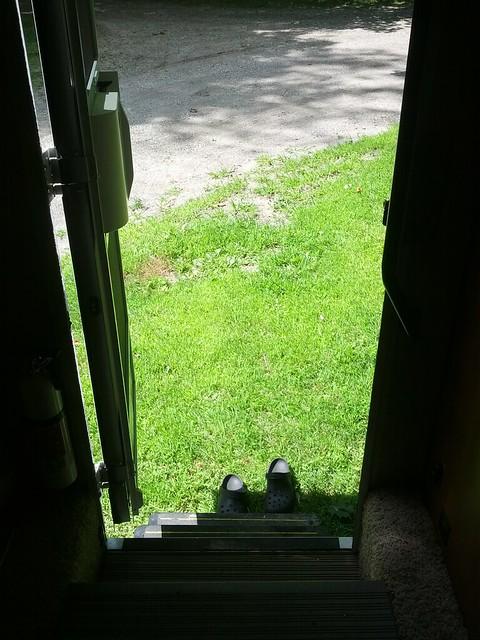 Header of Outside Your Door