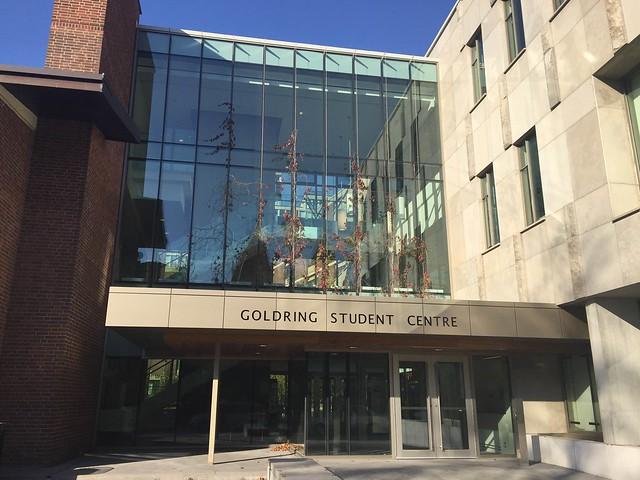 Goldring Student Centre, U of T