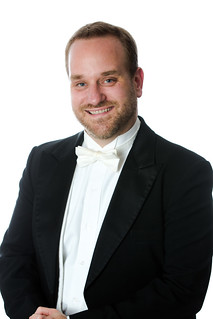 Thu, 07/02/2015 - 16:54 - Associate Conductor of the Buffalo Philharmonic Orchestra Stefan Sanders