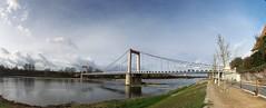 Panorama pont de Cosne sur Loire